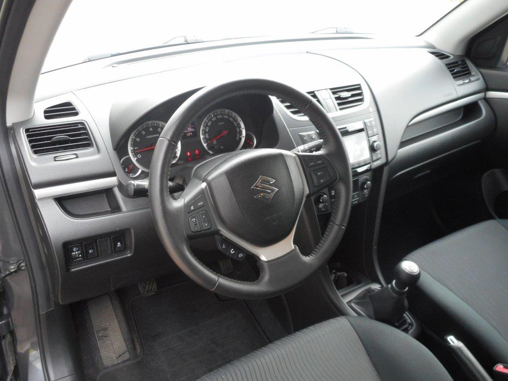 Suzuki Swift 4wd GL Top