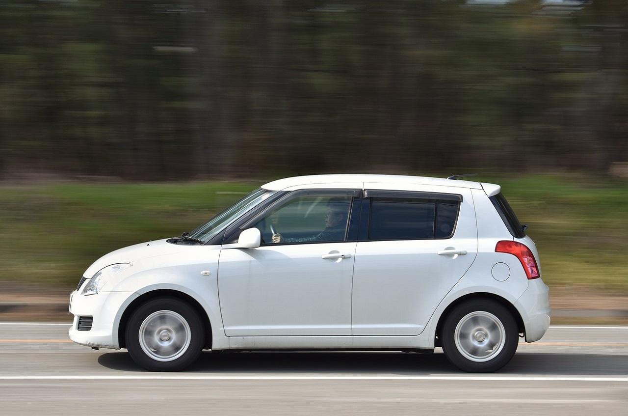 auto ibrida Suzuki
